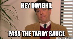 tardy sauce