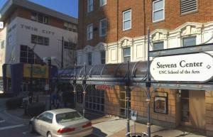 UNCSA Stevens Center