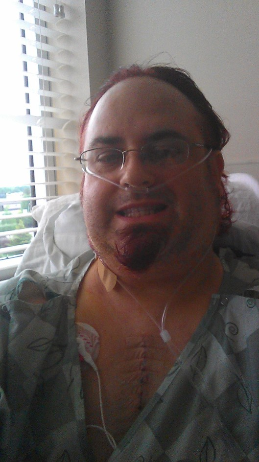 Tim After Surgery